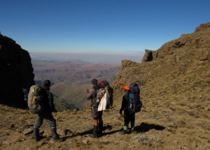 The 3 highest peaks in South Africa hike
