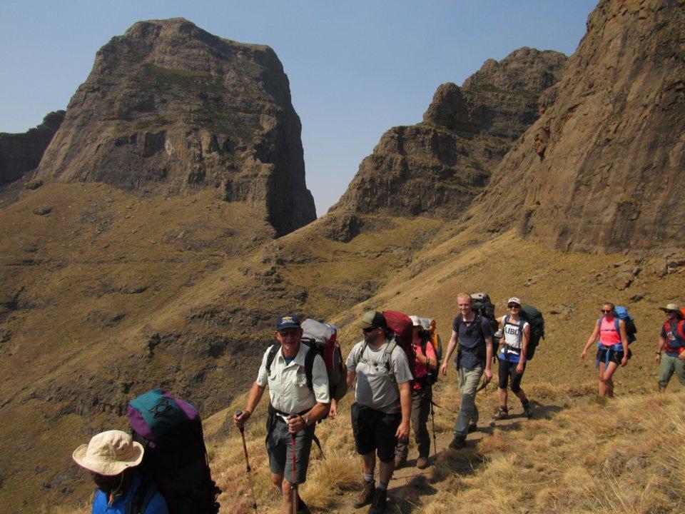 Extreme Drakensberg Hike