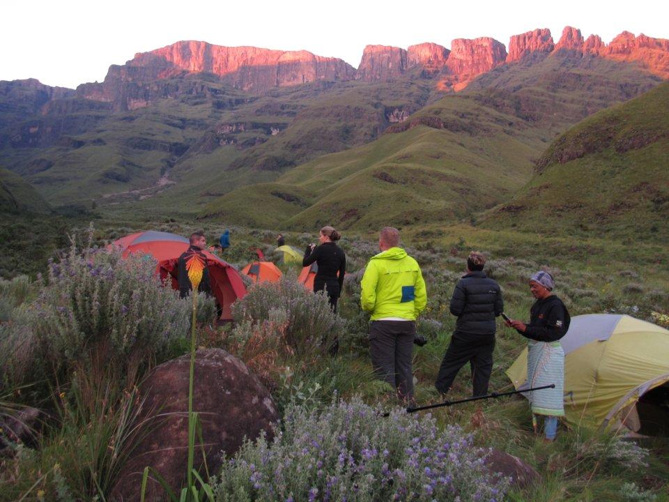 Guided Drakensberg Hikes
