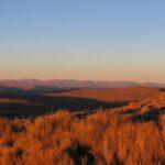 Sani pass to Thabana Ntlenyana Lesotho's highest peak