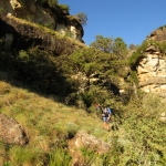 Gxalingenwa cave 2 day hike