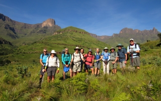 Sentinel to Mnweni hike report