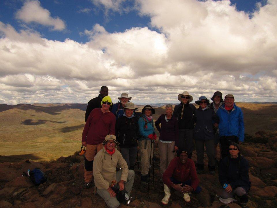 Amphitheatre hike report
