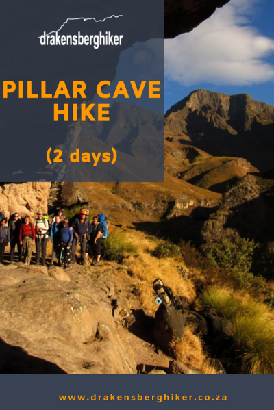Drakensberg Pillar Cave Hike (2 Days)