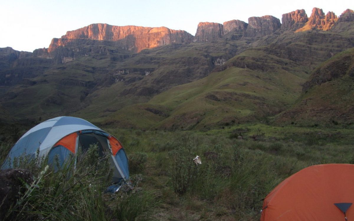 hike the 3 highest peaks in South Africae