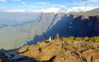 Drakensberg Ampitheater and Tugela Falls Hike