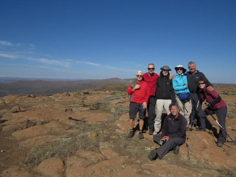 Challenging Drakensberg Hike