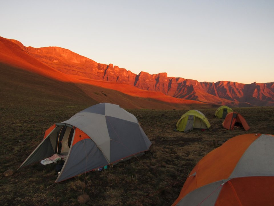Mafadi highest peak in South Africa