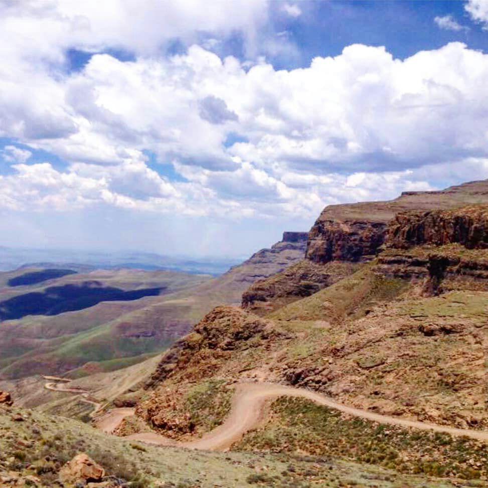 Sani Pass To Thabana Ntlenyana Hike