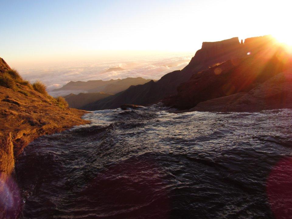 Drakensberg Amphitheatre Hike