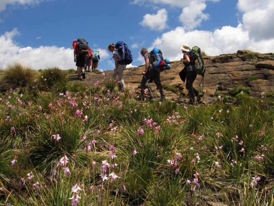 Popular hikes in the Drakensberg