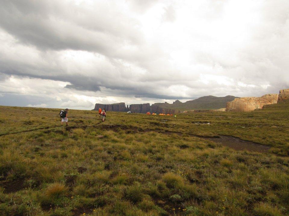 Sentinel to Mnweni hike report