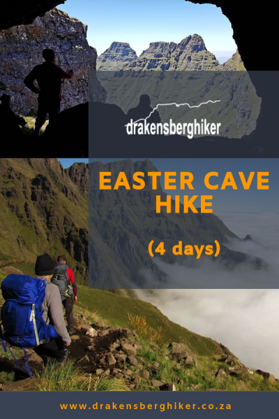 Easter Cave Hike, 4 Days