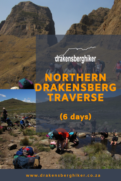 Sentinel to Cathedral Peak - Northern Drakensberg Traverse, 6 Days