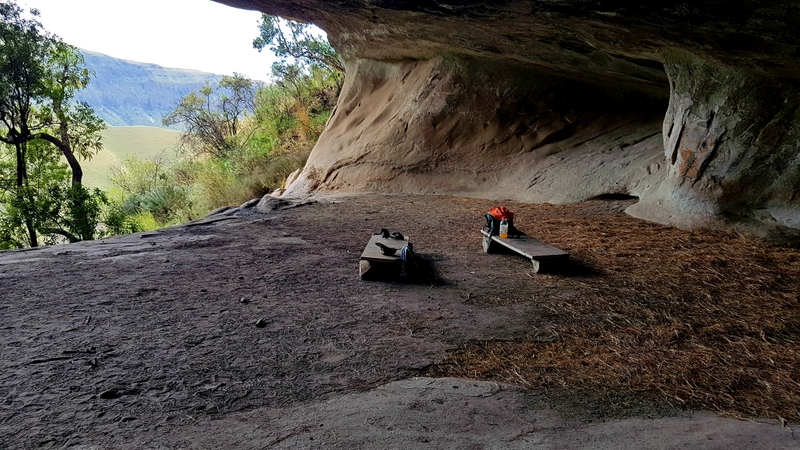Xeni cave overnight hike